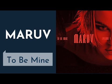 MARUV - To Be Mine  (Instrumental караоке) - Hellcat Story Episode 1