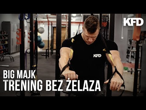 Big Majk: Trening na offie bez ciężarów - KFD