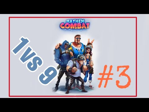 Mayhem Combat : Fighting Game - Street Fighter gameplay #3 - 동영상