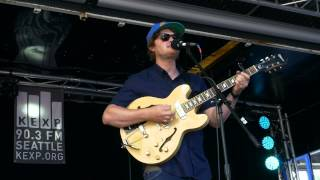 Telekinesis - Outdoor Miner (Live on KEXP)