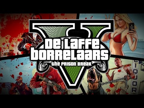 GTA Online (PC) - The Prison Job Heist - De Laffe Borrelaars