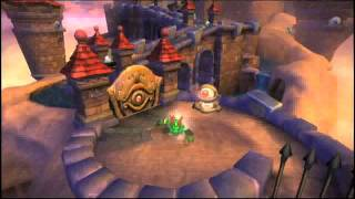 Skylanders: Spyro's Adventure - Wrecking Ball, Dynorang and Hex trailers