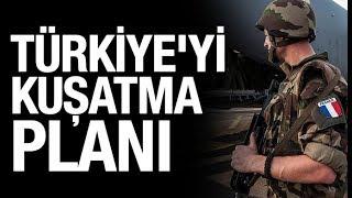 Türkiye'yi kuşatma planı! Fransa ve İngiltere'den Suriye'ye ek asker