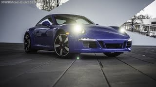 New Limited Edition Porsche 911 GTS Club Coupe Only for U.S.