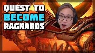 Hearthstone - Quest to Become Ragnaros