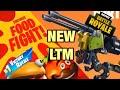 Fortnite New Food Fight LTM And Turret Gun