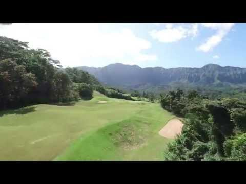 Royal Hawaiian Golf Course Hawaii Tee Times Aerial Video
