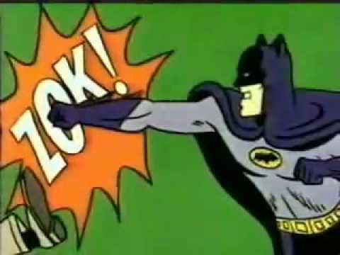 Batman Serial 1966 Youtube
