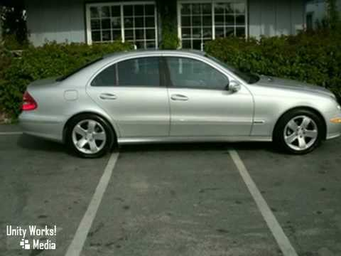 2003 mercedes benz e320 in sunnyvale sacramento ca 94087 for Mercedes benz sunnyvale