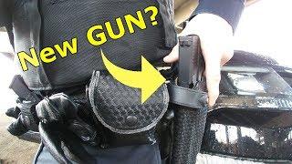 POLICE Duty Belt: New Ideas
