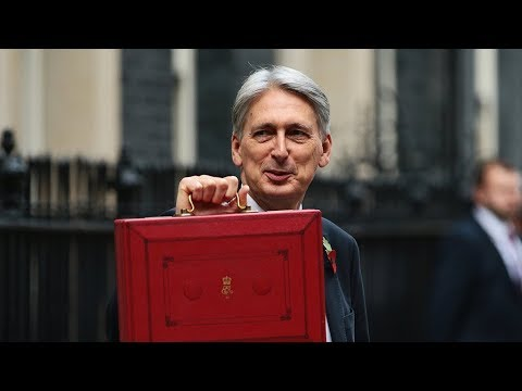 Watch Chancellor Philip Hammond reveal the final budget before Brexit