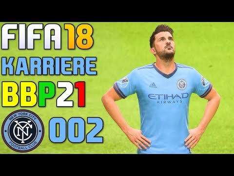 FIFA 18 BBP21 #002 ⚽️ Deutsch ∞ Deal or No Deal? ∞ Let's Play Karriere New York City FC