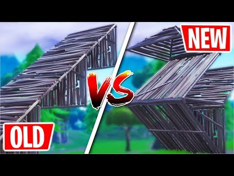 Fortnite: NEW Building Methods Vs OLD Building Methods! (Ramp Rushes, 90s & More)