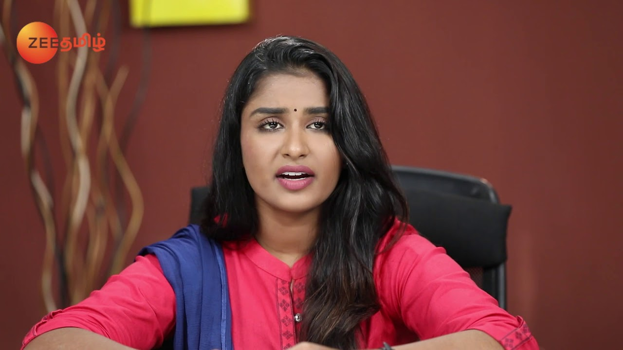 Poove Poochoodava - Indian Tamil Story - Episode 169 - Zee Tamil TV Serial  - Best Scene
