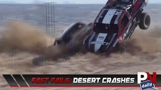 Fast Fails: Desert Crash Edition