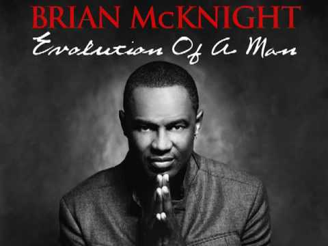 "Brian McKnight ""What I've Been Waiting For"" / Evolution Of A Man In Stores & Online 10.27"