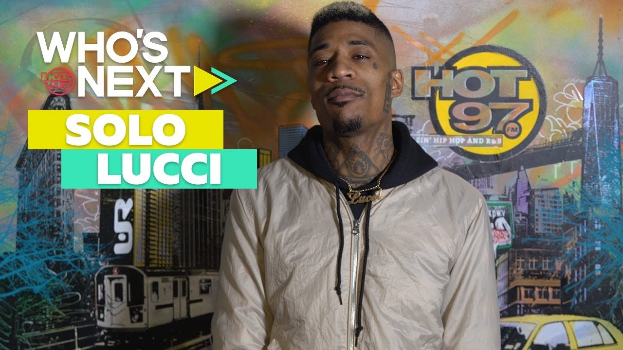 Solo Lucci On How He's Pushing His Music Career To The Next