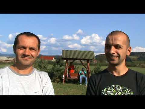 Interviu columbofil dl Codrut si Sebastian Biliboaca Fagaras Romania 10 sept 2017