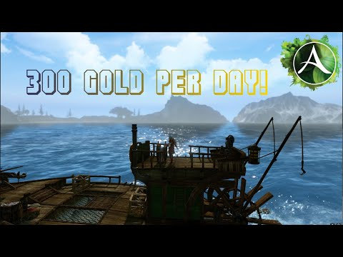 Archeage Unchained: How I Make 300+ Gold Per Day!