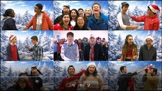 Paper Mill Playhouse Broadway Show Choir, Merry Christmas/Happy Holiday (NSYNC) 2018