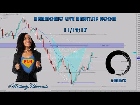 Harmonic Live Analysis Room - 11/19/2017