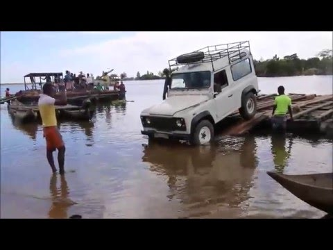 Madagascar RN5 de Soanierana à Maroantsetra en novembre 2015