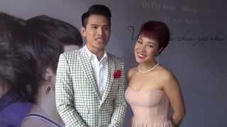 vietnams got talent 2014 - ca sy uyen linh trinh dien hit moi 20 gio chu nhat 2112 tren vtv3
