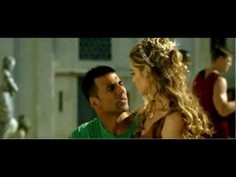 Akshay and Denise kiss- Kambakkht Ishq