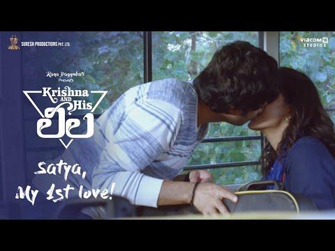 Satya - First Love | Krishna And His Leela | Siddhu | Shraddha | Ravikanth Perepu