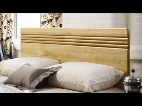 Wooden Headboards For Fitment To Divan Beds Youtube