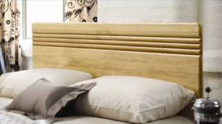 Wooden Headboards. | Wooden Bed Headboards. | Oak Bed Headboards.
