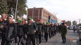 Талоши аз байни бурдани облава дар Душанбе