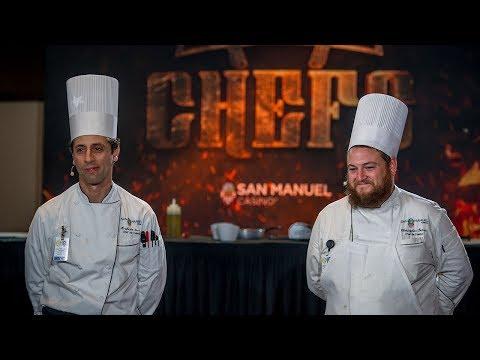 Battle of the Chefs - San Manuel Casino [2018]