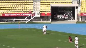 FK Vardar 2:1 FK Horizont Turnovo 11.05.2014 (Golovi)