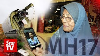 Mum of MH17 chief stewardess hopeful that justice will be served