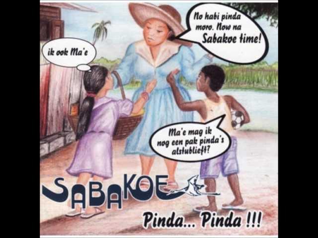 SABAKOE- PINDA PINDA