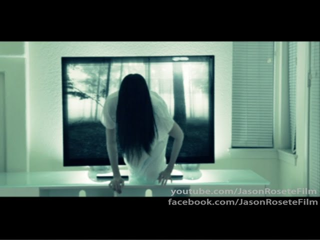 SCARY MOVIE PRANK (THE RING GRUDGE FUNNY GHOST FREE MOVIE) Travel Video