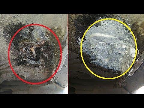 Пользуемся опытом квалифицированного сварщика: чем можно заделать большое отверстие в металле без сварки