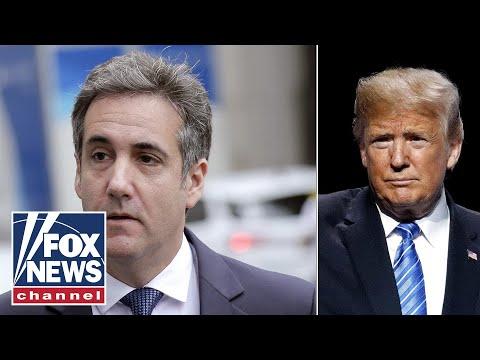 Giuliani responds to secret Trump-Cohen recording release