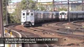 Afternoon Rush on the Northeast Corridor, July 20, 2001 (3/5)