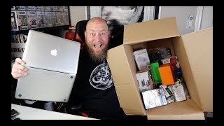 I bought a $1,821 Amazon Customer Returns ELECTRONICS Pallet + Another APPLE MacBook Pro Found!!