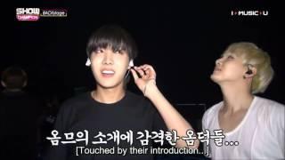 Video [ENG SUB] 151003 BTS- Show champion backstage download MP3, 3GP, MP4, WEBM, AVI, FLV Mei 2018