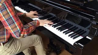花の名前(森山直太朗・御徒町凧/アベタカヒロ編曲)ピアノパート