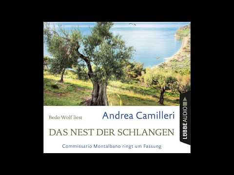 Das Nest der Schlangen YouTube Hörbuch Trailer auf Deutsch