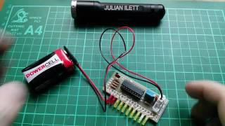 Easy LM3915  Level Meter Electronic Kit Build