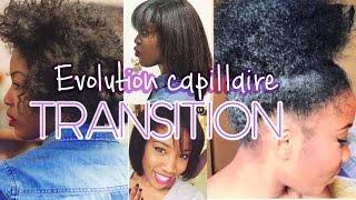 Transition vers nos cheveux naturels : cheveux plus forts et volumineux!