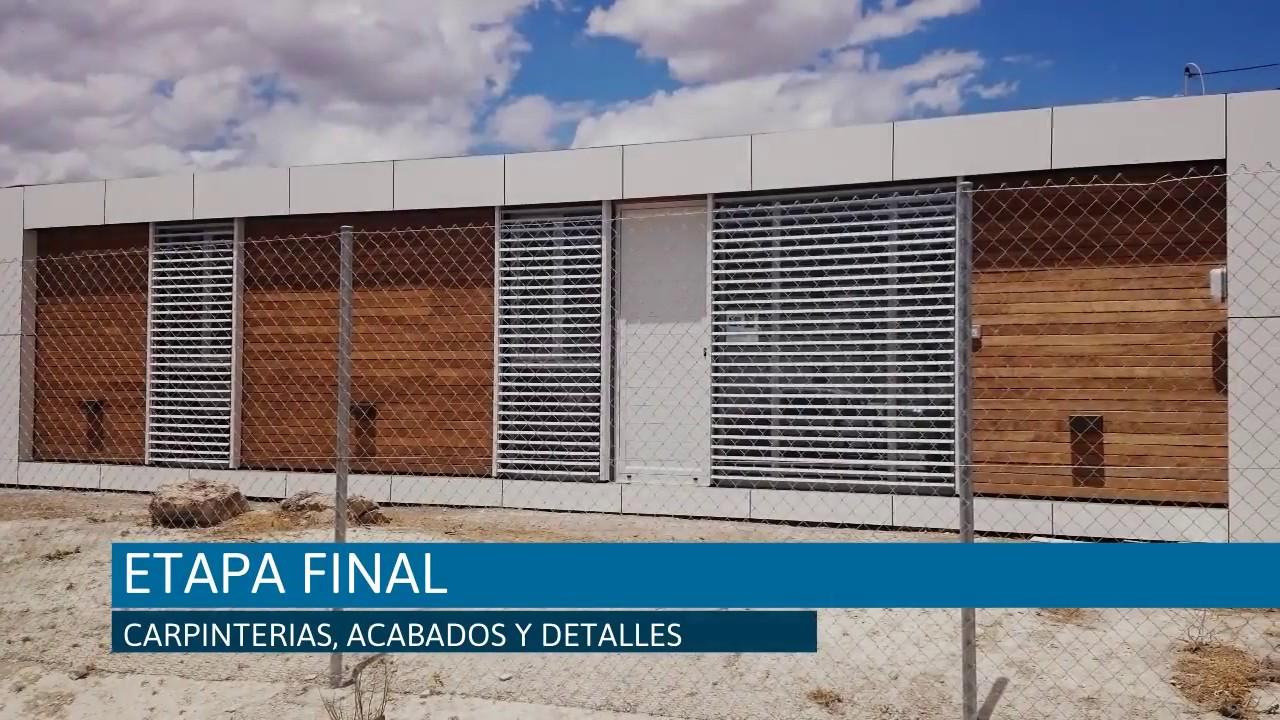 Casas de contenedores etapa final de acabados y - Casa de contenedores ...