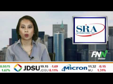 SRA International Tops 9% Following Merger With Providence Equity Affiliate