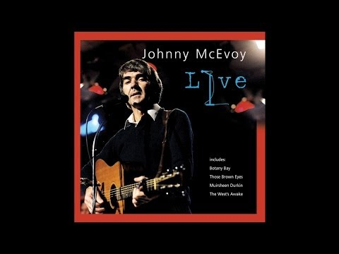 Johnny McEvoy - The West's Awake [Audio Stream]