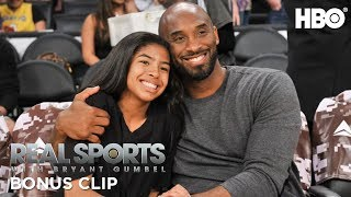 Real Sports with Bryant Gumbel: Kobe Bryant's Bedtime Story for Gianna (Bonus Clip) | HBO